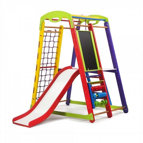 Детский спортивный уголок- «кроха - 1 plus 3» фото №1