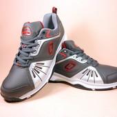 Фирменные мужские кроссовки от бренда Lescon, оригинал. Размеры 40-45.