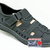 Мужские летние сандалии - туфли.