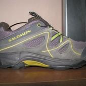 Кроссовки Salomon, стелька 24 см. Очень хорошее состояние!