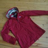 Куртка ветровка The North Face Red оригинал размер L
