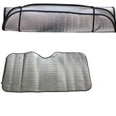 Защита от солнца для салона автомобиля. фольга - шторка