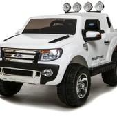 Электромобиль Ford Ranger (KD105) белый