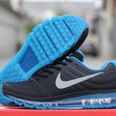 Кроссовки мужские NikeAirMax Dark blue
