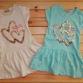 Летние платья для девочки 1 8 лет
