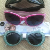 Disney Frozen, Peppa pig солнцезащитные фирменные очки