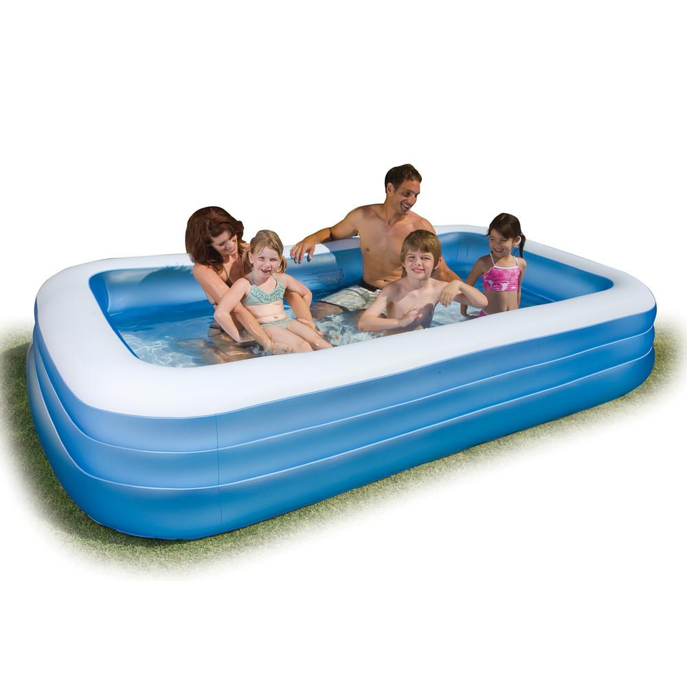 Надувной бассейн  Intex Семейный 56484 фото №1
