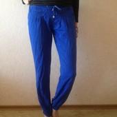 Льняные женские штаны фирмы Gloria Jeans размер S