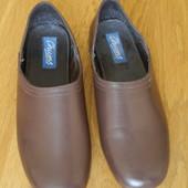 Туфлі шкіряні розмір 11 на 45 стелька 30 см Cнums