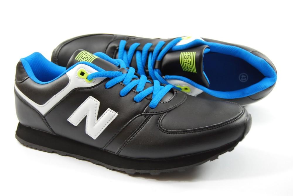 Мужские кроссовки New Balance 574 Black фото №1