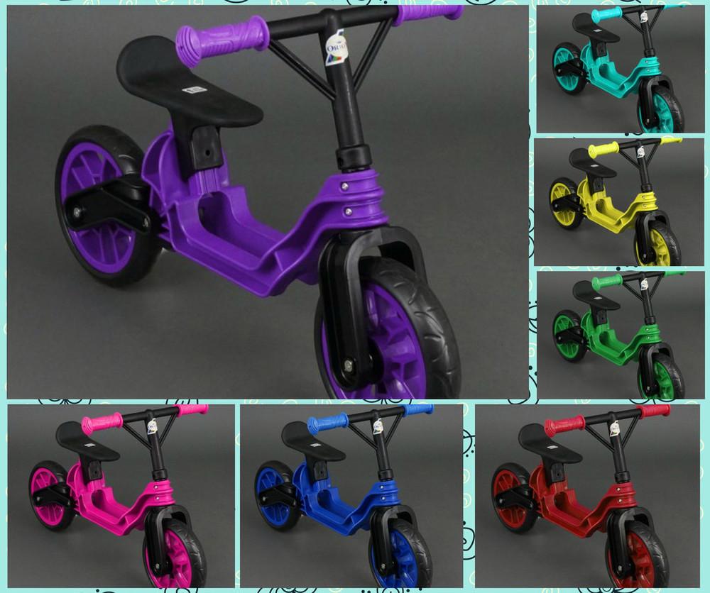 Байк орион 503 велобег мотоцикл беговел 7 цветов! фото №1