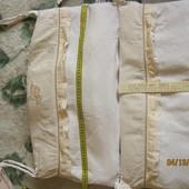 Мягкая защита для детской кроватки Piccolino