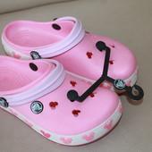 Продам детские кроксы Crocs Mickey