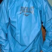 Спортивная оригинал термо накидка дождевик куртка Everlast (Эверласт).л