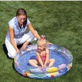 Детский надувной бассейн! Красивый и вместительный
