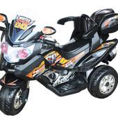 Детский трицикл (T-722 black)