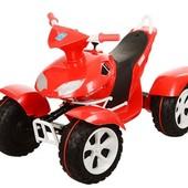 Спортивный квадроцикл (ME1806-3) красный