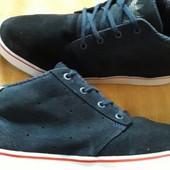 Замшевые кеды оригинал Adidas р.43-27см.