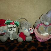 Маленькие мишки Тедди оригинал от Carte Blanche , редки