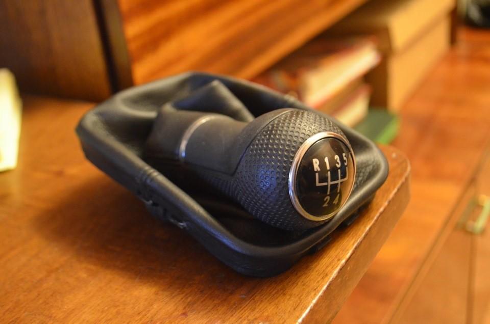 Ручка кпп для фольксваген гольф под шток 23 мм фото №3