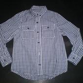 рубашка  Rebel 8-9 лет 134 см  100% котон