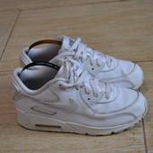 Nike AirMax кроссовки 33р Оригинал.кожаные