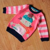 Туника-свитер некст на 12-18 мес.