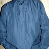 Стильная брендовая спортивная демисезонная курточка весна-осень . F&F .хл .