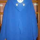 Пижама флисова, мужская размер М