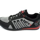 Мужские кроссовки New Terex Tr 7 черные