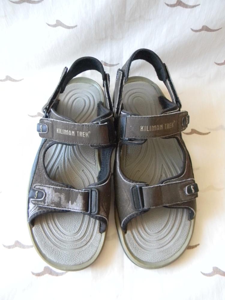 Мужские сандалии kiliman trek р.41 дл.ст 27см фото №1