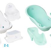 Ванночки,горшки,накладки,подставки,горки для детейTegababy ( Польша)