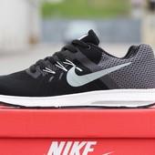 Кроссовки  Nike zoom pegasus 33  чорні з сірим