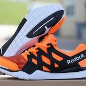 Кроссовки  Reebok оранжеві