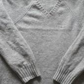 Свитер Armani Jeans 100%wool р.46