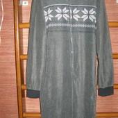 Пижама флисовая, размер М/L рост до 180 см