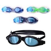 Очки для плаванья профсерия, intex, 14+ и взрослым, 55699