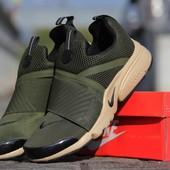 Кроссовки мужские Nike Air Presto khaki