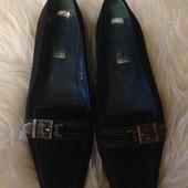Великолепные брендовые замшевые туфли от nacho rivera
