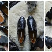 Натуральные туфли монки Charles Tyrwhitt р-р  42-43
