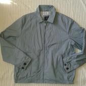 Отличная куртка ветровка демисезонная от  Lincoln by Matalan p.XL