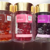 Витамины для волос Ellips, масляные капсулы, масло и витамины