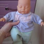 Кукла пупс сплюшка