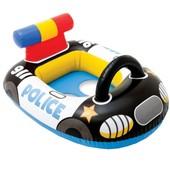 Круг надувной детский Полиция 59586, до 11 кг, (1-2 года), с ремкомлектом