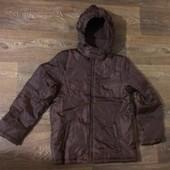 классная демисезонная куртка Reject, р.158-164, как новая