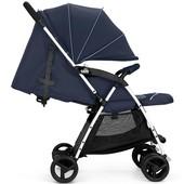 Прогулочная коляска CAM Curvi - бампер, капюшон-батискаф, дождевик, чехол для ног, вес 6.6 кг