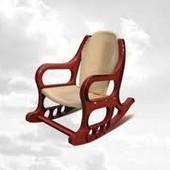 Кресло-качалка, пластик