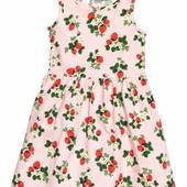 Платье сарафан H&M (Англия) на 2-10 лет