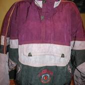 Куртка мужская,утеплённая,молния до груди,р.52-54.Нюанс. Luhta.Финляндия.
