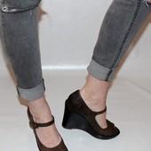 Туфли 40 р Bata, Чехия кожа оригинал